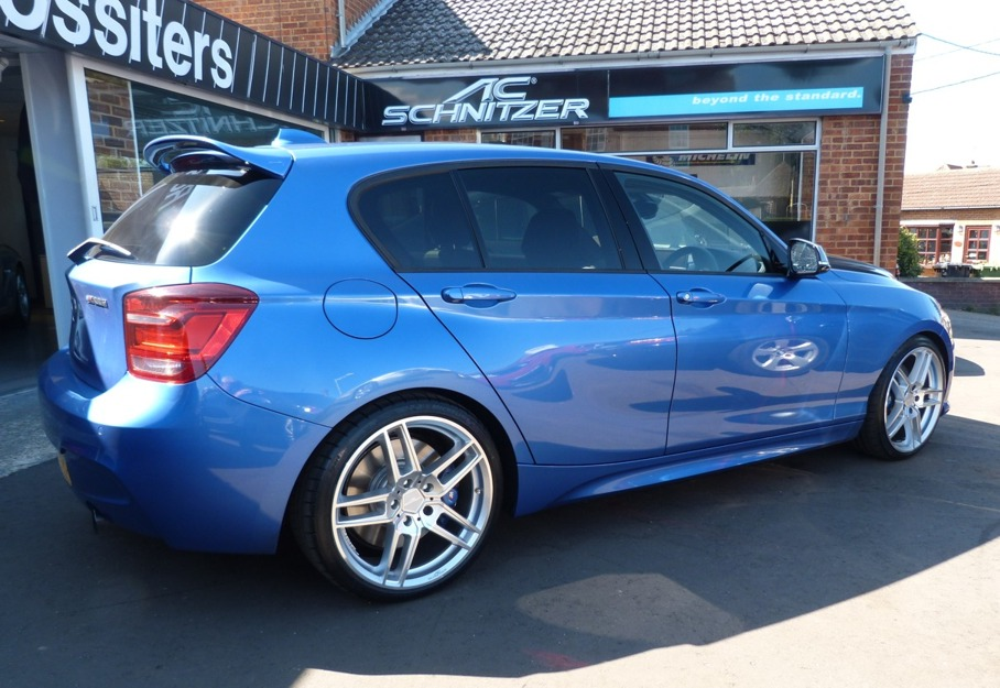 Sports Suspension Kit For Bmw 1 Series F20 F21 From
